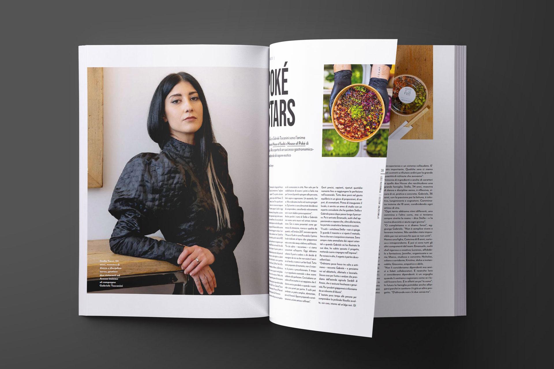 siamo su upmagazine #16