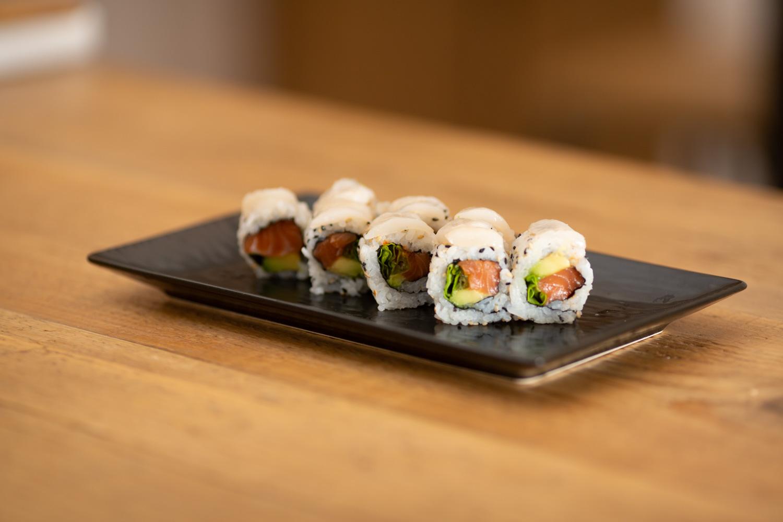 Sushi: anche mangiarlo è un'arte